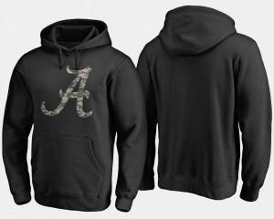Alabama Hoodie Big & Tall Camo Cloak Black Men 591727-341